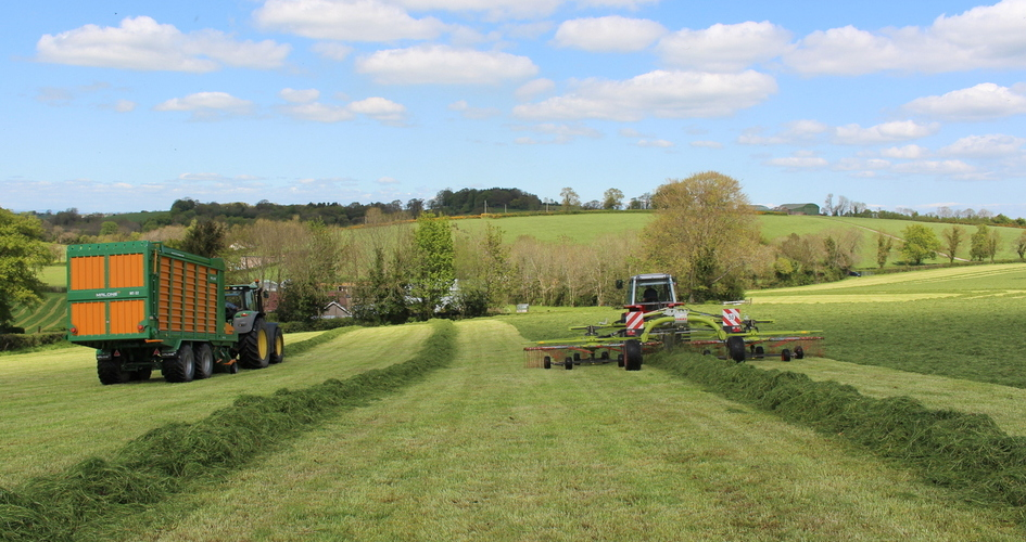 Make up for poor first cut yields by getting your second cuts fertilised